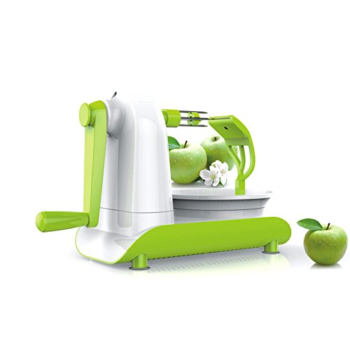 Huluwa Apple Peeler Hand Crank Fruit Peeler Corer Multifunction Fruit Apple Peeling Machine Kitchen Tools