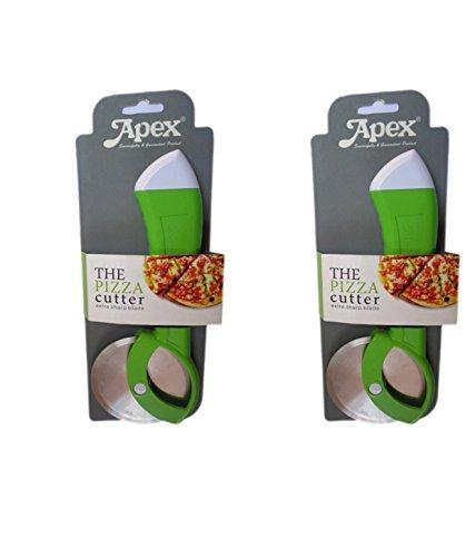 Apex Pizza CutterSet Of 2 3 In Multi Color