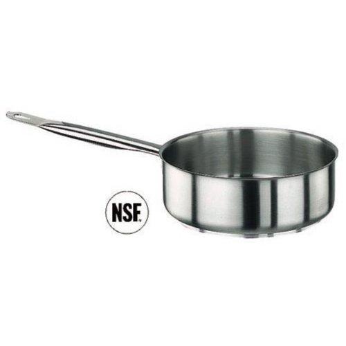 Paderno Stainless Steel 2 58 Quart Sauté Pan