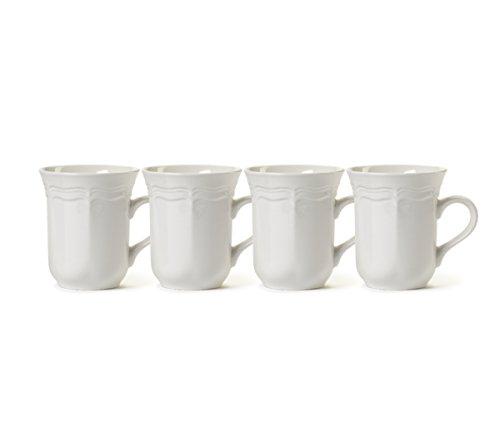 Mikasa French Countryside Mug Set of 4