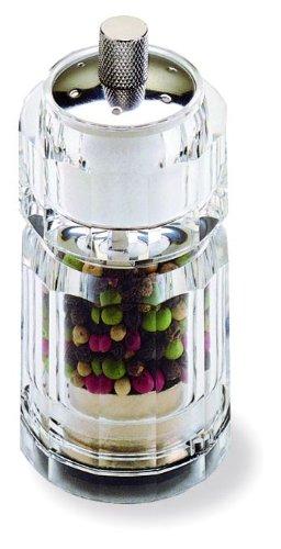 Olde Thompson 3012-40-0-0 Sierra Combo Pepper Mill  Salt Shaker Set