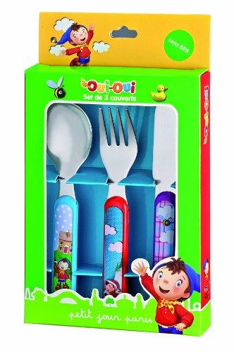 Noddy OU903D Childrens Cutlery Set 3 Pieces