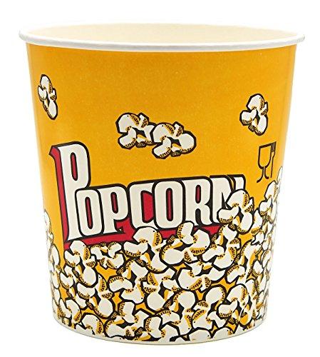 Carnival King 85 oz Popcorn Bucket Pack of 25