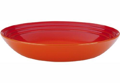 Le Creuset Stoneware 9 34 Pasta Bowl Flame