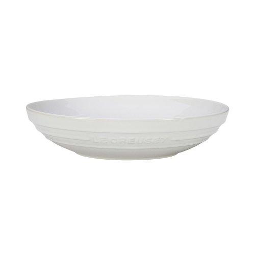Le Creuset Stoneware FruitPasta Bowl White