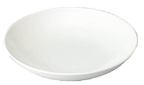 Melange 36 Piece Coupe Pasta Bowl Set White