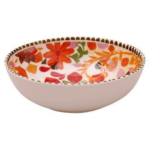 Threshold Mosaic Pasta Bowls Set of 4