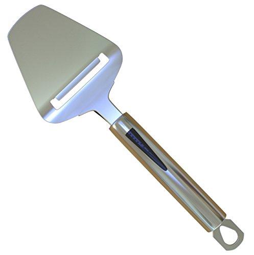 KitchenHUB Stainless Steel Cheese Slicer Cutter Silver