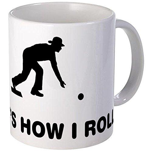 CafePress Lawn Bowl Mug Unique Coffee Mug Coffee Cup