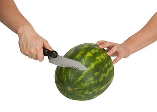 Honey-Can-Do KCH-06630 Melon Slicer White 15-Inch