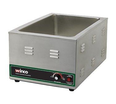 Winco FW-S600 Electric Food CookerWarmer 1500-watt