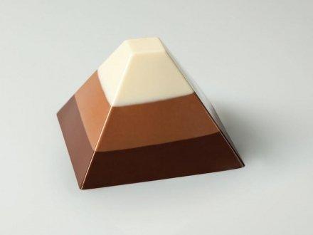 Pavoflex Professional Silicone Mold Piramide - 35 Cavity - PX004