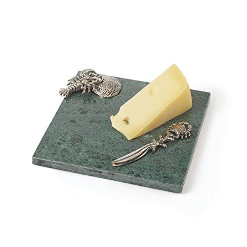 Wyatt Cheese Platter and Knife