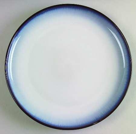 Sango Concepts-Eggplant Salad Plate Fine China Dinnerware