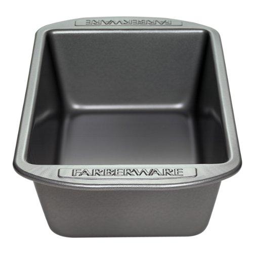 Farberware Nonstick Bakeware 9-Inch x 5-Inch Loaf Pan Gray - 52105