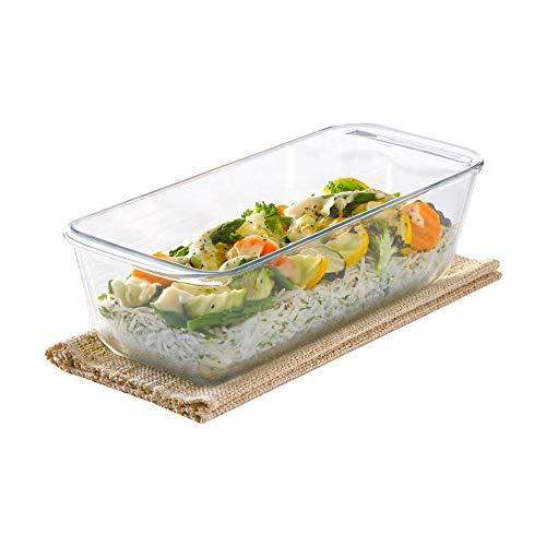 Borosil Loaf Dish 12 Litres