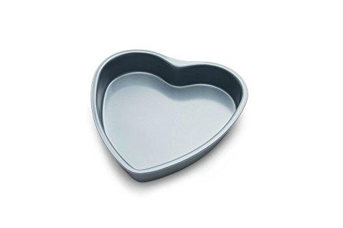 Fox Run 4458 Heart Cake Pan 8-Inch Preferred Non-Stick