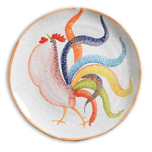 Buongiorno Italian Dinnerware - Dinner Plate - Handmade in Italy