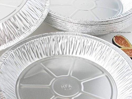 11 Extra Deep Disposablereusable Pie Pan 2411 50