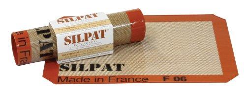 Silpat 8-14 x 11-34 Non-Stick Silicone Baking Mat