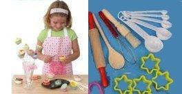 17 piece Kids Baking Set