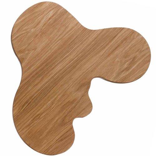 Iittala Aalto Wood Platters 210mm By 257mm