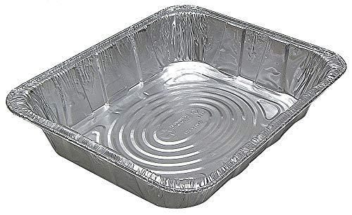 Pactiv 12-34 x 10 34 x 2-12 375 Qt Aluminum Steam Table Pan - Y6132H