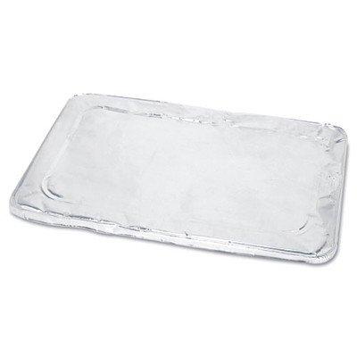 BWKLIDSTEAMHF - Boardwalk Half Size Steam Table Pan Lid Aluminum 100case
