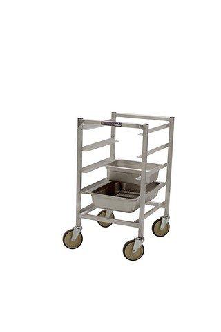 Prairie View WE5020W-4-SP 4 Half Size Steam Table Pan Racks - 315 x 17 x 20 in