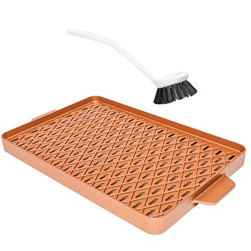 Copper Chef X- Design Barbecue Pan 12 X 18
