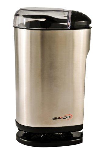 Saachi SA-1440 Stainless Steel Coffee Grinder  Spice Grinder