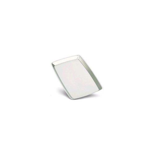 JB Prince Stainless Steel Rectangular Sizzle Platter