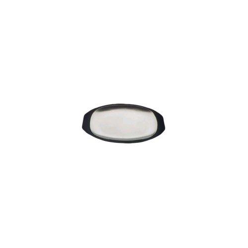 Tomlinson 1006381 Cast Aluminum 838 x 1225 Sizzle Platter - 12  CS