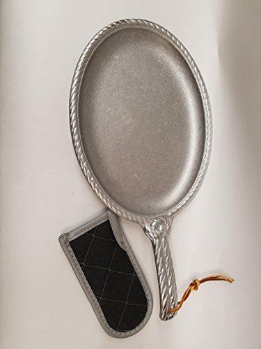 Wilton Armetale Patio Rope Sizzle Platter