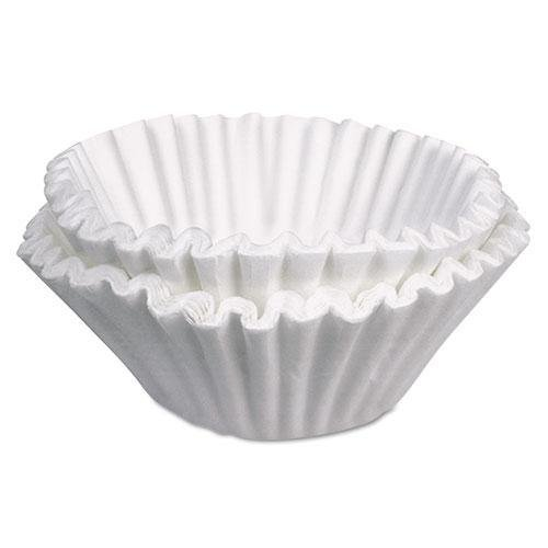 BUNN 10GAL23X9 Commercial Coffee Filters 10 Gallon Urn Style 250Pack by Bunn