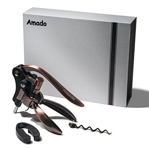 Rabbit Corkscrew Amado Rabbit Wine Opener Stainless Steel Red Wine Bottle Opener Tool Kit