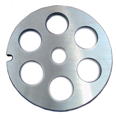 Jupiter Knife 14 mm Plate for Metal Food Grinder Attachment 478100 104914