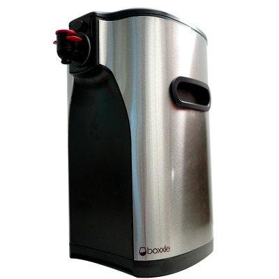Boxxle Box Wine Dispenser 3-Liter Stainless Steel