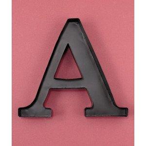 Monogram Wine Cork Holder - Letter A