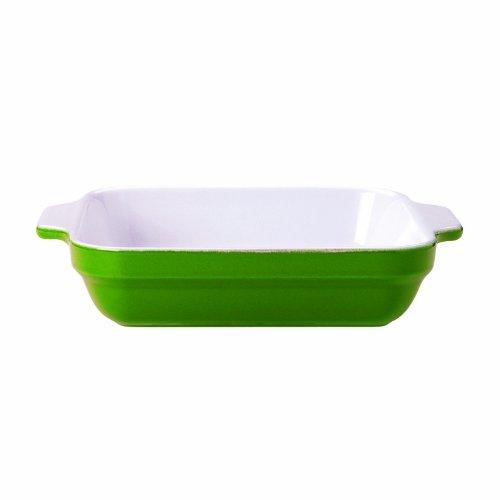 Emile Henry 9 x 9 Square Baking Dish Green
