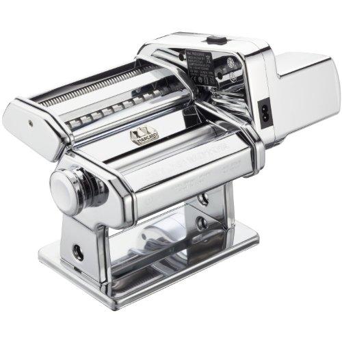 Atlas Electric Pasta Machine With Motor Set
