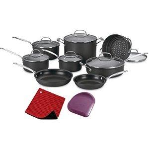 Cuisinart Chefs Classic 14-Piece Cookware Set 14