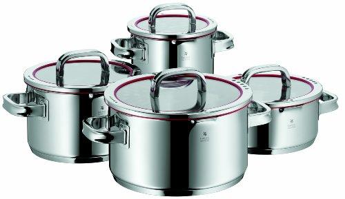 WMF Function 4 8 Piece Casserole Cookware Set