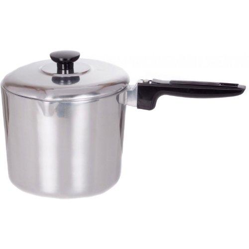 Cajun Cookware Pots 4 Quart Aluminum Sauce Pot