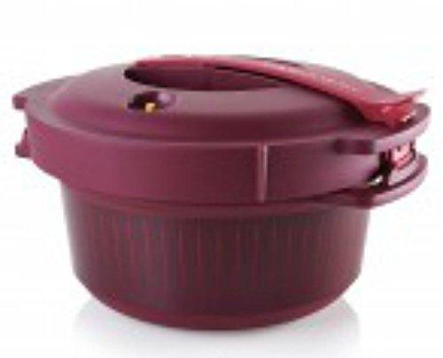 Tupperware Microwave Pressure Cooker 2 Qt Purple New