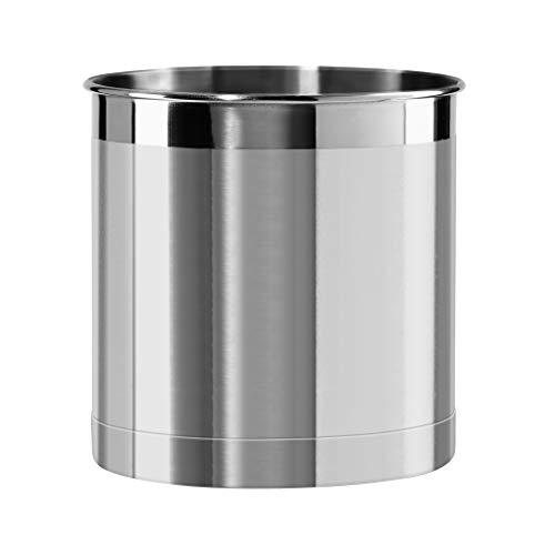 Oggi 7211 Jumbo Stainless Steel Utensil Holder