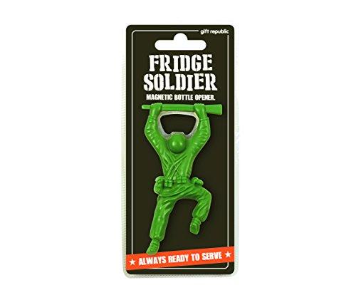 Gift Republic Soldier Bottle Opener