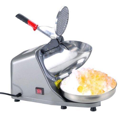 Koval Inc Electric Ice Shaver Snow Cone Maker Machine 200w