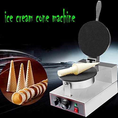 Electric ice cream cone machine cone maker waffle machine crepe making machine