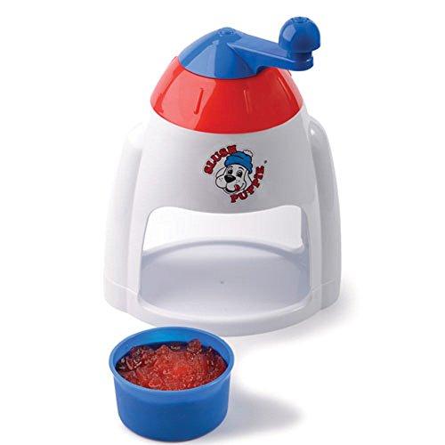 Slush Puppie Manual Ice Shaver Machine Home Made Snow Cones Slushies